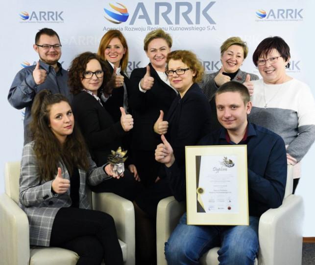 Nagroda Specjalna Środowiska Gospodarczego Województwa Łódzkiego dla ARRK S.A. - Zdjęcie główne