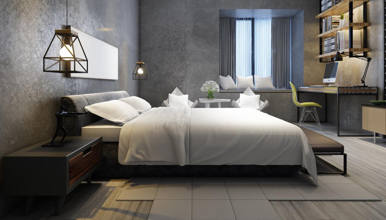 Sypialnia w stylu skandynawskim - jak ją urządzić? - Zdjęcie główne