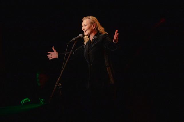 [ZDJĘCIA] 35 lat na scenie! Edyta Geppert świętowała jubileusz w Kutnie - Zdjęcie główne