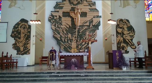[WIDEO NA ŻYWO] Transmisja Mszy Świętej w kutnowskiej parafii. Oglądaj na KCI - Zdjęcie główne