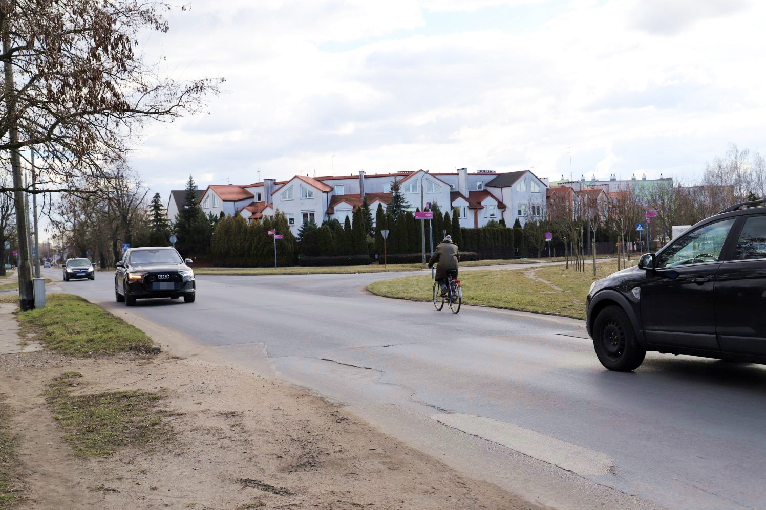 Miała być kostka, będzie asfalt. Zbliża się remont ul. Skłodowskiej-Curie - Zdjęcie główne