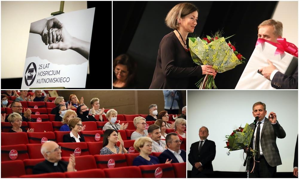 Moc podziękowań i gratulacji w KDK. Kutnowskie hospicjum niesie pomoc już od 25 lat [ZDJĘCIA] - Zdjęcie główne