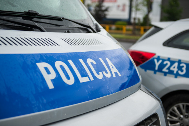 Pijany policjant sprawcą kolizji. Uderzył w... - Zdjęcie główne