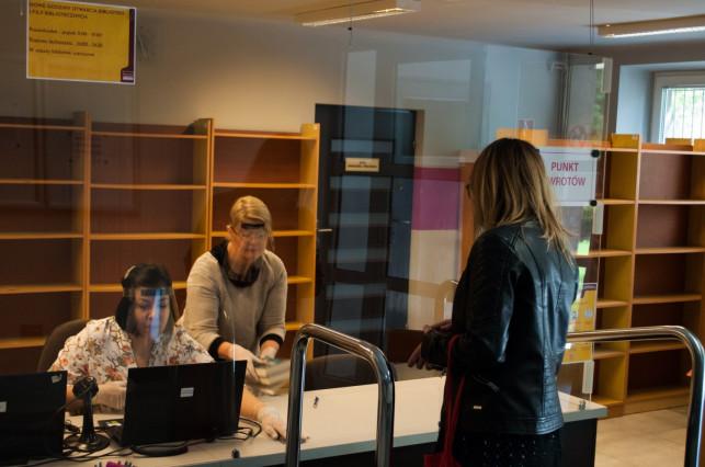 Kutnowska biblioteka znów otwarta - Zdjęcie główne
