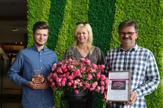 [FOTO] Ich róże są najpiękniejsze! Jury przyznało nagrody - Zdjęcie główne