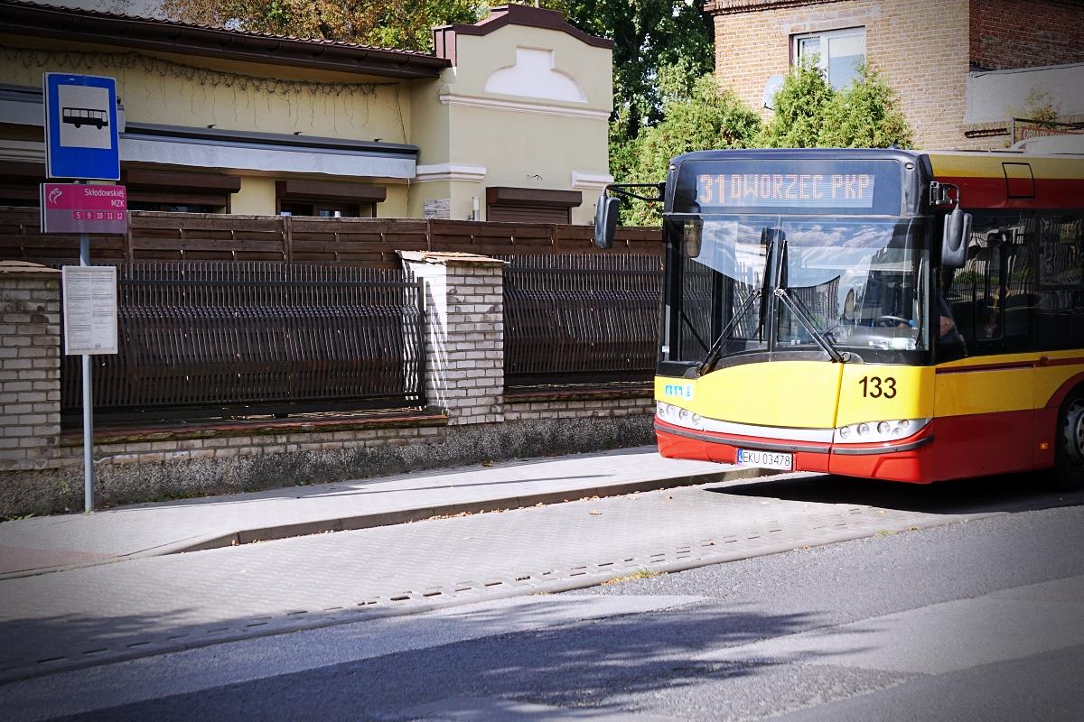 Dwa kutnowskie przystanki autobusowe zyskają nowe oblicze. Które dokładnie? [ZDJĘCIA] - Zdjęcie główne