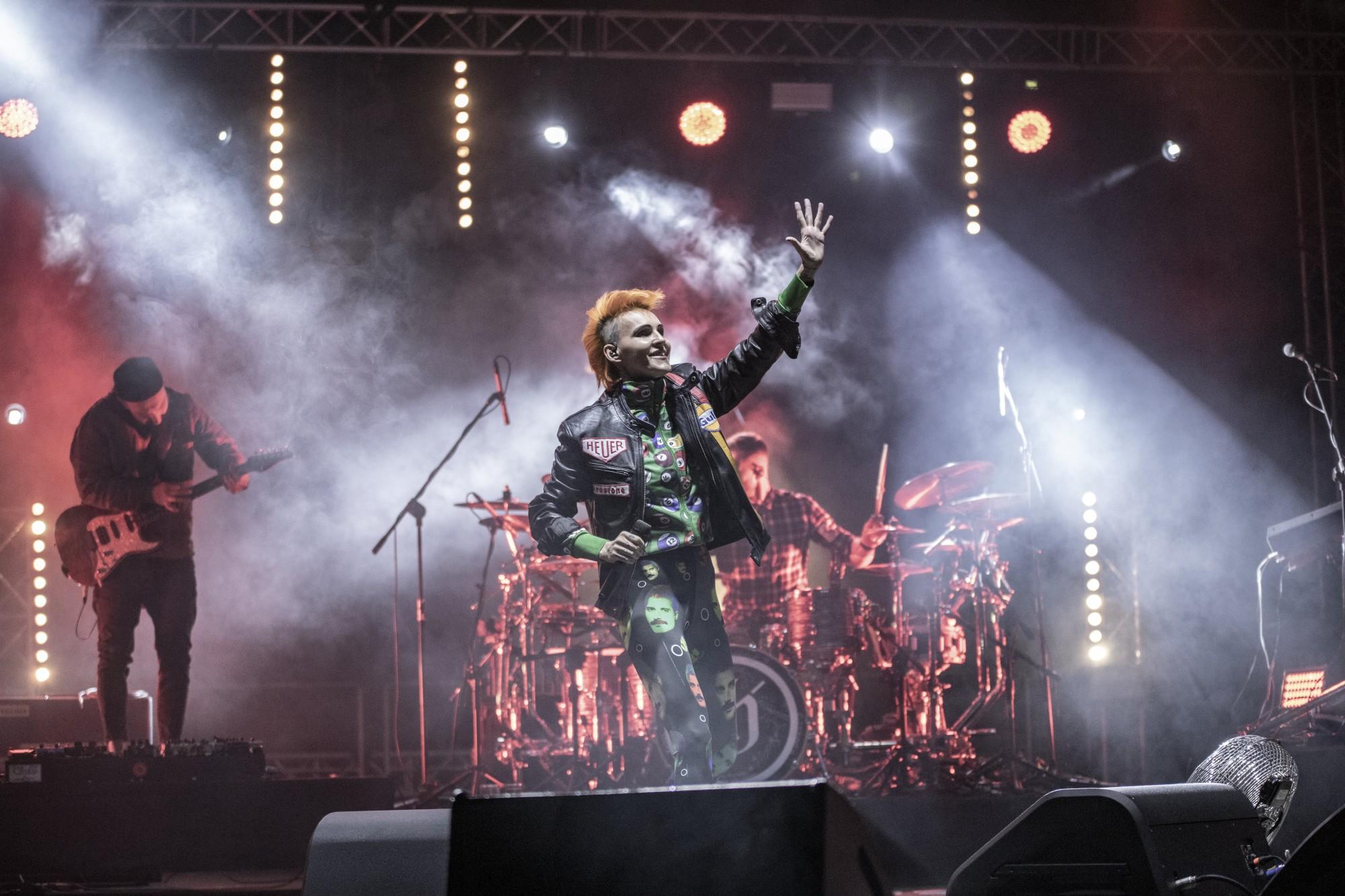 Mocny finał Święta Róży. Agnieszka Chylińska zachwyciła kutnowską publiczność! [ZDJĘCIA] - Zdjęcie główne