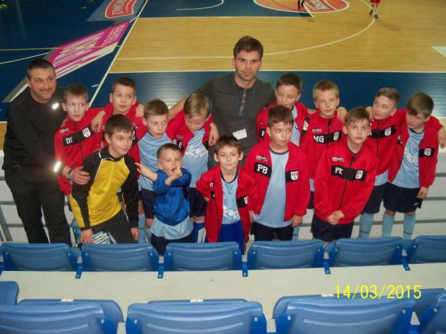 GKS 2005 Bedlno trzeci w Hali Mistrzów - Zdjęcie główne