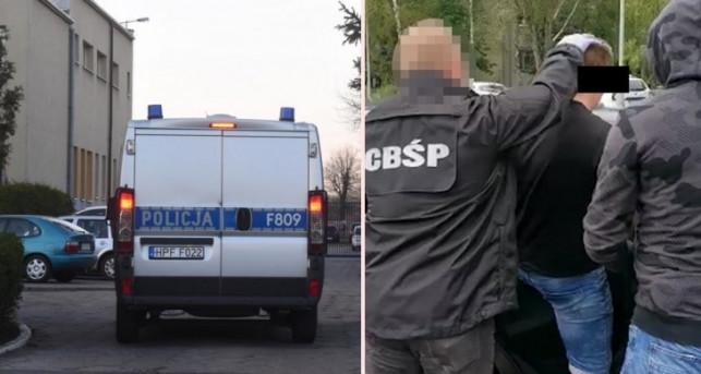 Kutnowski policjant członkiem grupy przestępczej?! Został zatrzymany, grozi mu wydalenie ze służby  - Zdjęcie główne