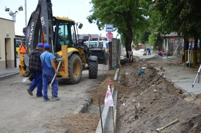 Nowy chodnik wkrótce na Cmentarnej - Zdjęcie główne