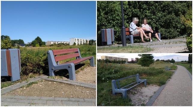 [ZDJĘCIA] Kolejne zmiany w parku nad Ochnią. Zapowiadają, że na tym nie koniec - Zdjęcie główne