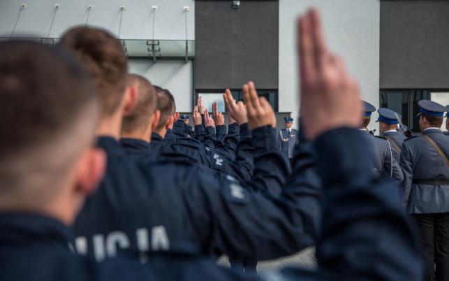 Policja zaprasza w swoje szeregi... online - Zdjęcie główne