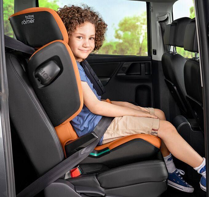 Foteliki samochodowe Britax Romer - bezpieczny, dziecięcy świat! - Zdjęcie główne