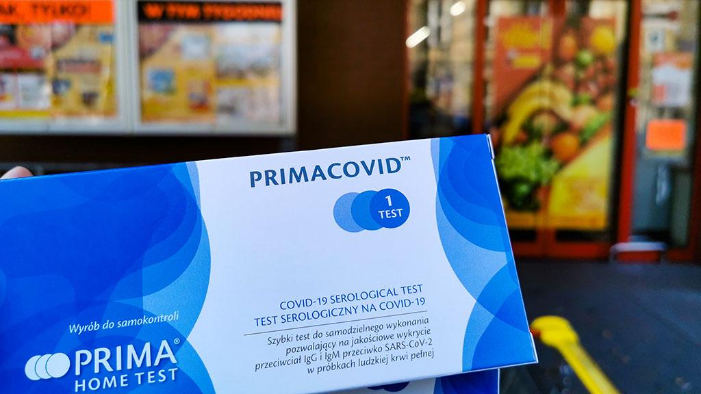 """Testy na koronawirusa w Lidlu i Biedronce. Prof. Piekarska: """"Będą napędzały epidemię, a nie ją gasiły""""  - Zdjęcie główne"""