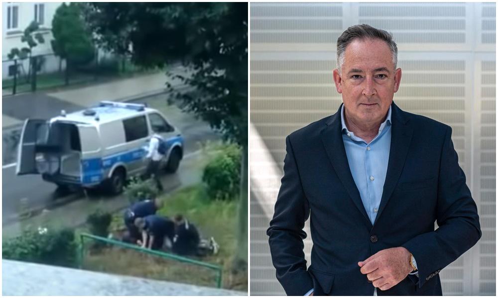 """""""Policja zabija ludzi"""". Komendant pozywa polityka, domaga się przeprosin i wysokiego odszkodowania - Zdjęcie główne"""