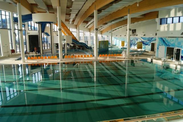 Gigantyczne straty Aquaparku Kutno. Od początku pandemii przychody zmniejszyły się o... - Zdjęcie główne