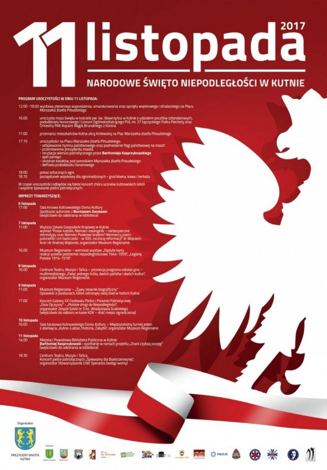 Narodowe Święto Niepodległości w Kutnie - Zdjęcie główne