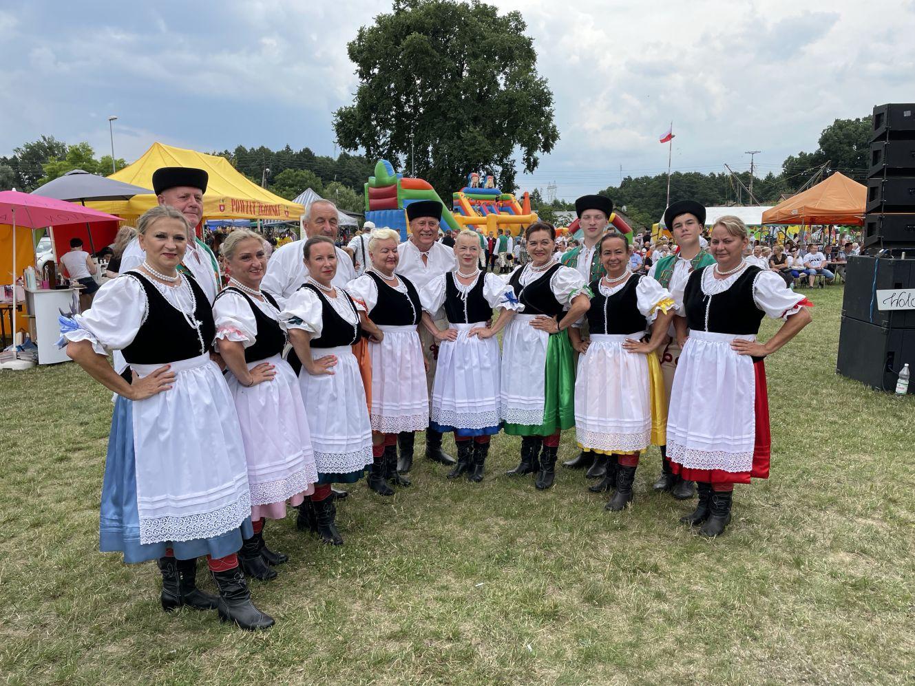 Sukces Zespołu Pieśni i Tańca Ziemi Kutnowskiej [ZDJĘCIA] - Zdjęcie główne