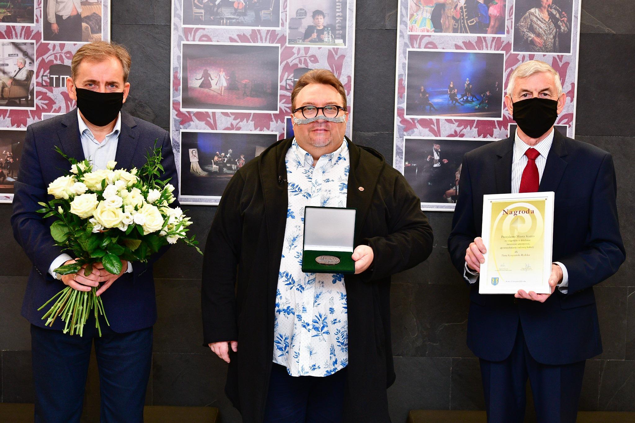 Krzysztof Ryzlak odznaczony przez prezydenta - Zdjęcie główne