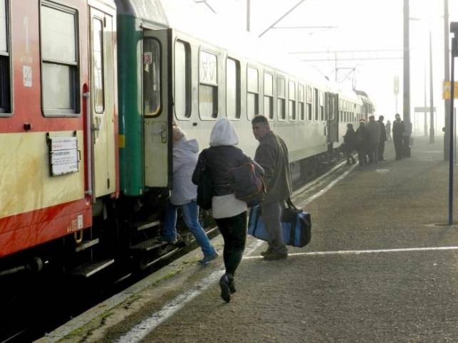 Bedą szybsze podróże z Kutna do Torunia. Pociąg ma pędzić nawet 160 km/h! - Zdjęcie główne