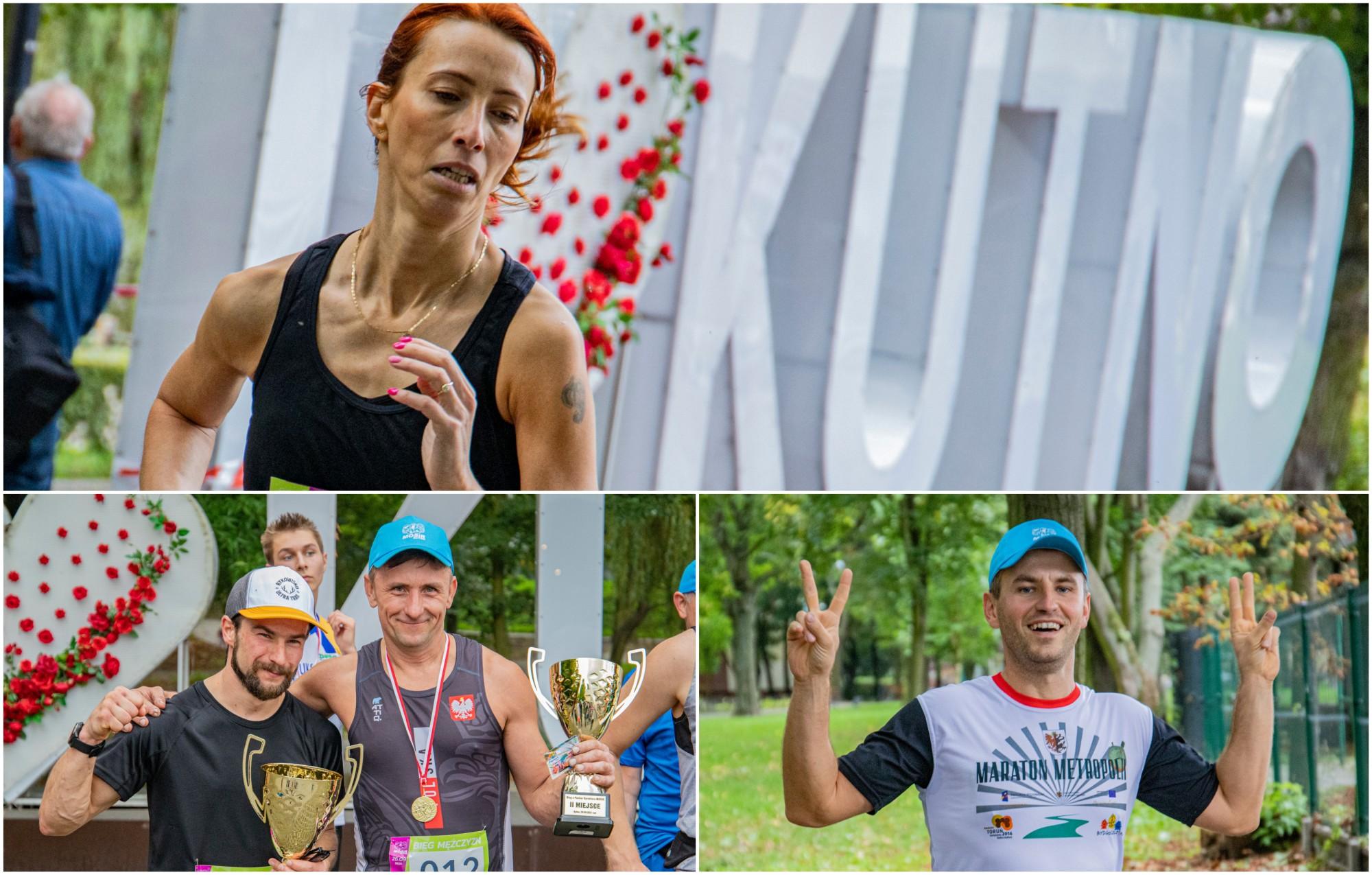 O Puchar Dyrektora MOSiR. Biegowe zmagania w parku Traugutta [ZDJĘCIA] - Zdjęcie główne