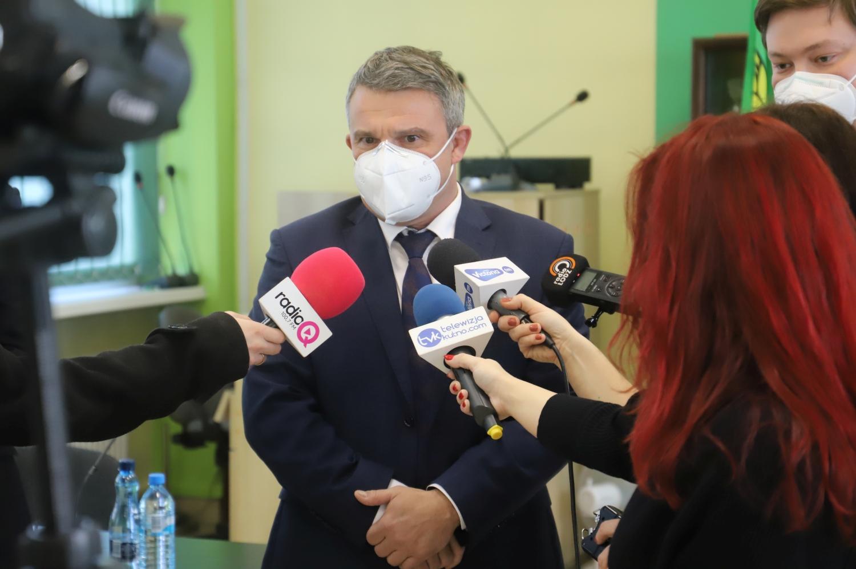 """Nowy prezes chce postawić kutnowski szpital na nogi. Opracował strategię """"czterech filarów"""" - Zdjęcie główne"""