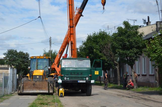 Trwają naprawy uszkodzonych linii energetycznych - Zdjęcie główne