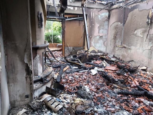 Pogorzelcy z Kutna potrzebują pilnej pomocy. ''Pożar zabrał nam wszystko'' - Zdjęcie główne