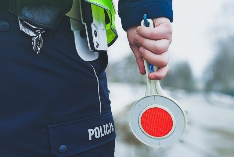 Policjanci rozpoczęli działania na ulicach Kutna. To element ogólnopolskiej akcji - Zdjęcie główne