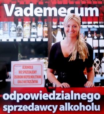 """Akcja informacyjno – edukacyjna """"Odpowiedzialny sprzedawca"""" - Zdjęcie główne"""