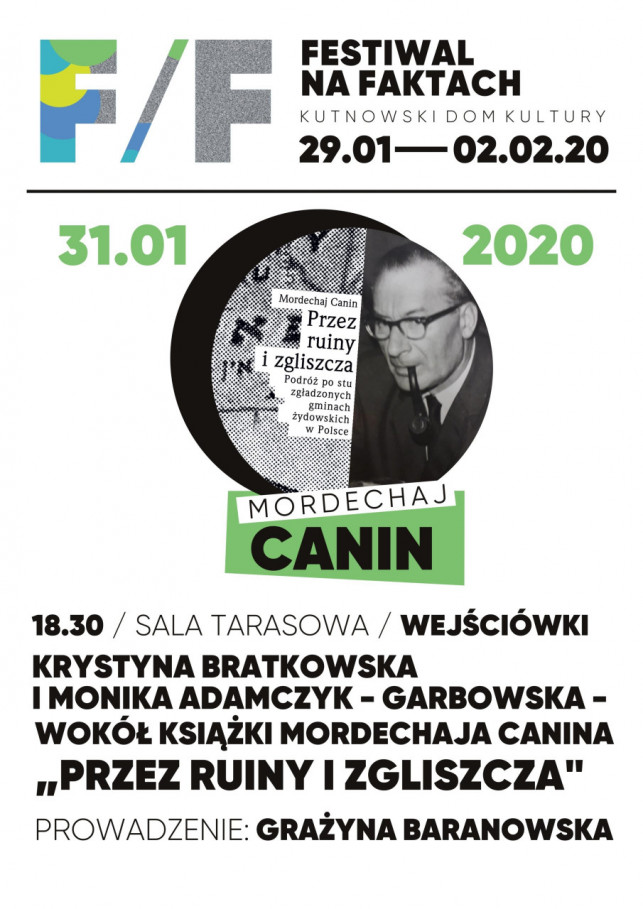 Festiwal na faktach: Spotkanie z Krystyną Bratkowską i Moniką Adamczyk Grabowską - Zdjęcie główne