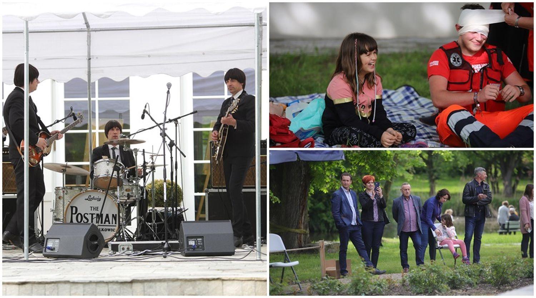 Popołudnie przy muzyce w gminie Kutno. Dzień atrakcji w Leszczynku! [ZDJĘCIA] - Zdjęcie główne