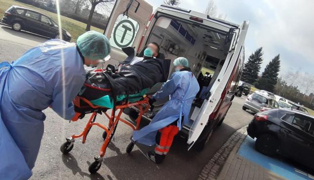 Koronawirus: Kolejne zakażenie w Kutnie! - Zdjęcie główne