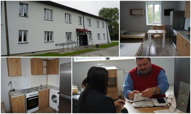 [ZDJĘCIA] MOPS rozdał klucze do mieszkań. Pierwsi lokatorzy wprowadzili się do... - Zdjęcie główne