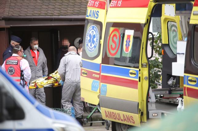 Tragedia pod Kutnem: drugi mężczyzna zmarł w szpitalu - Zdjęcie główne