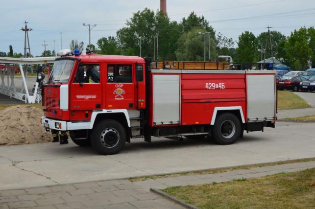 Pożar w Kongskilde! 153 osoby ewakuowane! - Zdjęcie główne
