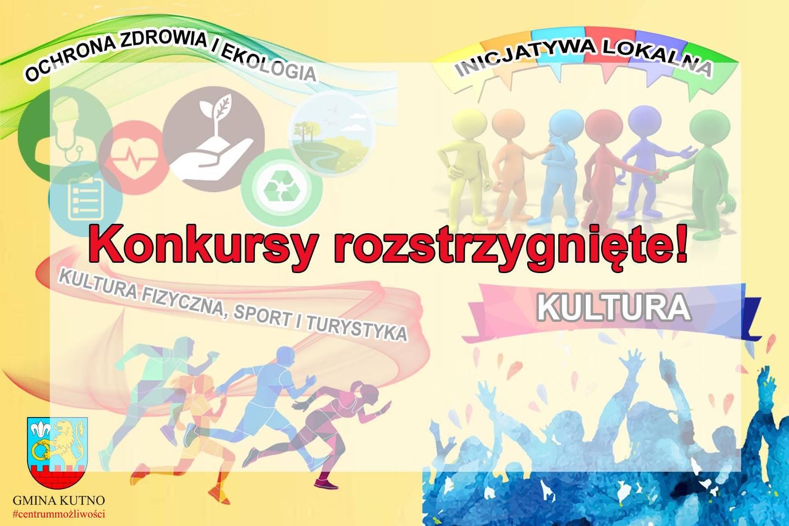 Gmina Kutna rozstrzygnęła konkurs na realizację zadań publicznych w ramach programu współpracy oraz inicjatywy lokalnej - Zdjęcie główne