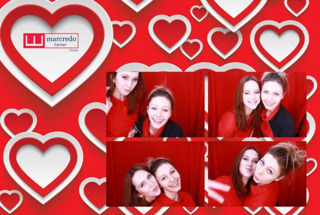 Gratka dla zakochanych w marcredo Center - Zdjęcie główne
