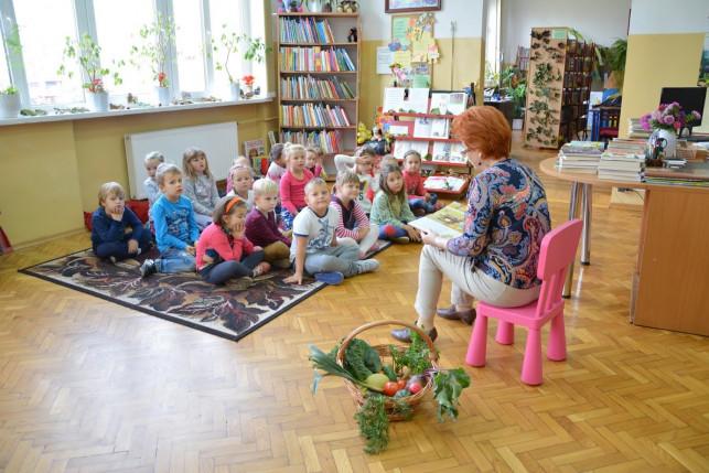 W Krośniewicach głośno czytają - Zdjęcie główne