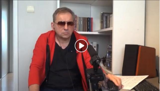 [WIDEO] Rapujący wiceprezydent! Zbigniew Wdowiak bierze udział w #hot16challenge2 - Zdjęcie główne