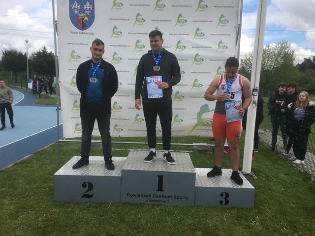 Medale kutnowskich lekkoatletów w Mistrzostwach Województwa [ZDJĘCIA] - Zdjęcie główne