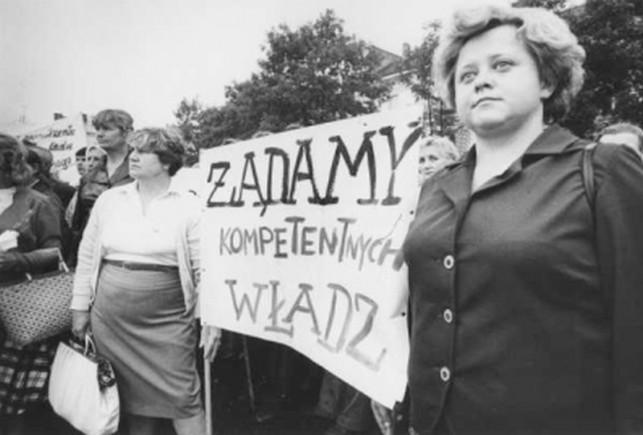 """Stan wojenny w Kutnie: pierwszy do strajku był """"Agromet"""" - Zdjęcie główne"""