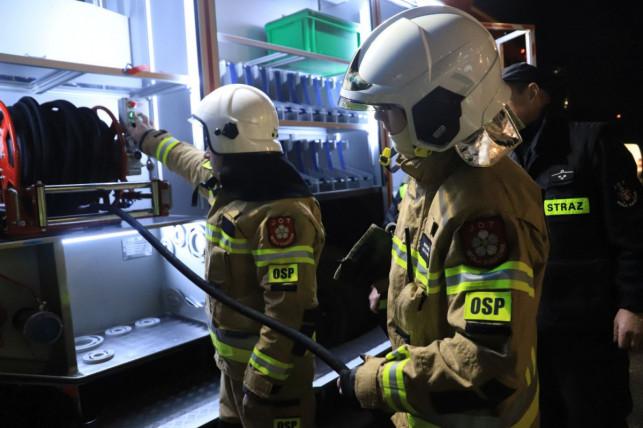 [FOTO] Wreszcie! Historyczny dzień dla strażaków z naszego powiatu! - Zdjęcie główne