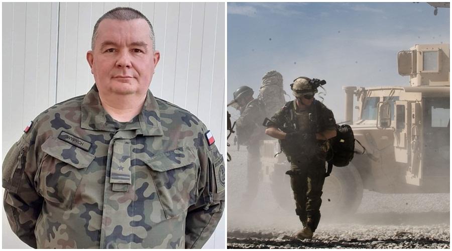 Nowy dowódca kutnowskiego batalionu Obrony Terytorialnej. Służył w Afganistanie - Zdjęcie główne