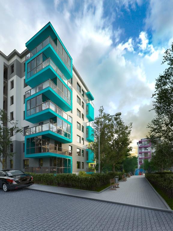 Wilcza Eska – etap III. Mieszkania o pow. 45 – 80 M2 - Zdjęcie główne