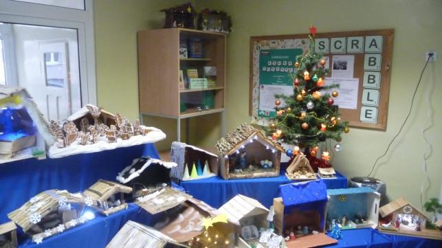 Bożonarodzeniowe szopki w SP nr 2 - Zdjęcie główne