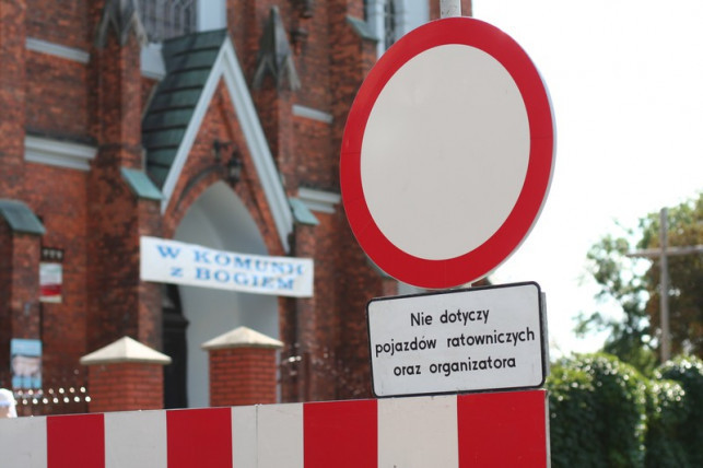 W centrum kolejne utrudnienia dla kierowców. Te ulice będą zamknięte - Zdjęcie główne