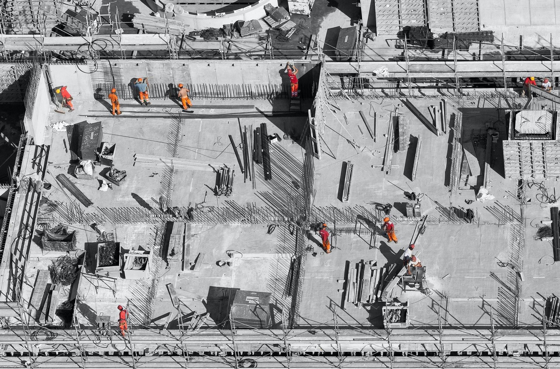 Przemysł budowlany stawia na styropian - Zdjęcie główne
