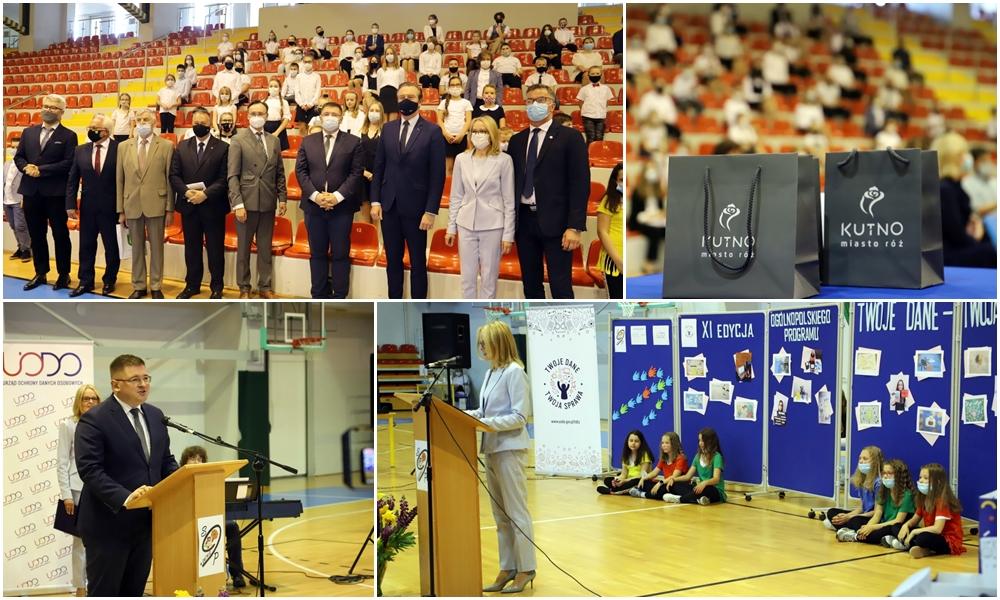 [ZDJĘCIA] Wielki sukces kutnowskiej szkoły i wyjątkowa uroczystość z udziałem oficjeli - Zdjęcie główne