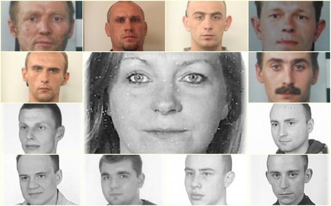 Policja szuka 52 przestępców i publikuje ich wizerunki - Zdjęcie główne